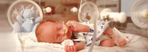 Деток, заразившихся молочницей при родах, выхаживают в реанимации