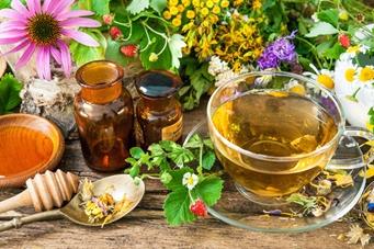 Травяные чаи повышают иммунитет
