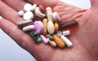 Лекарства от молочницы для мужчин