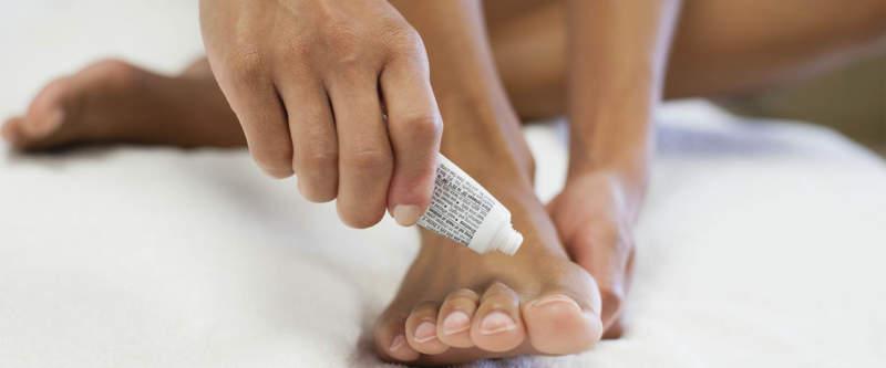 Экзодерил от грибка ногтей - цена, отзывы и аналоги
