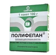 Порошкообразный препарат Полифепан