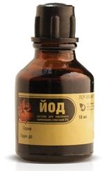 Йод – одно из лучших средств народной медицины против онихомикоза