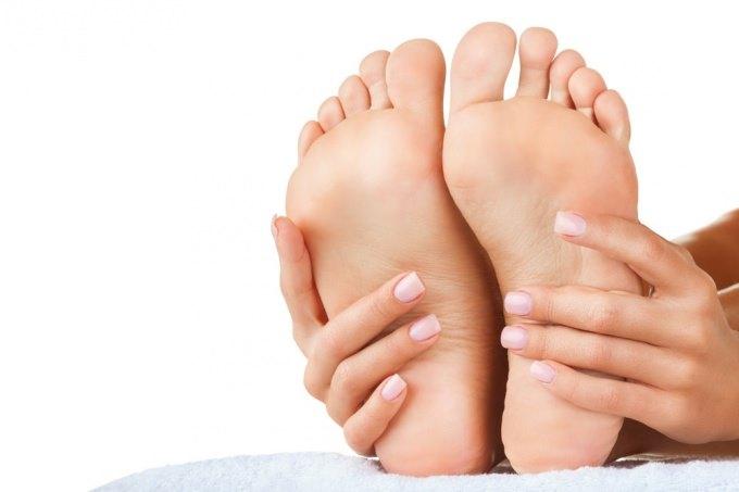 Комплексное лечение грибка кожи ног